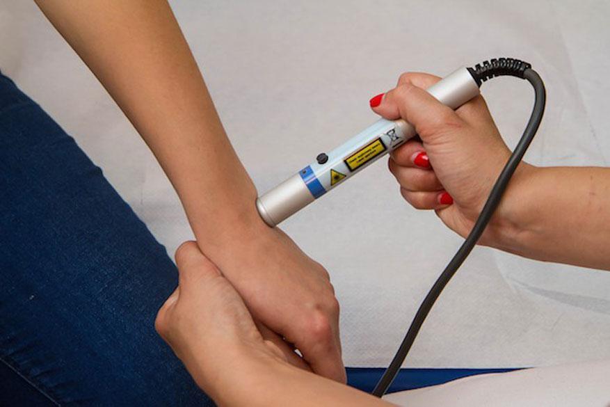 Γιατί το θεραπευτικό αποτέλεσμα επιτυγχάνεται μόνο με laser;